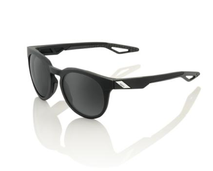 Lunettes solaires CAMPO Soft Tact Black Grey Peakpolar lens