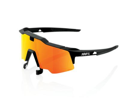 Lunettes solaires SPEEDCRAFT AIR Soft Tact Black Hiper Red Multilayer