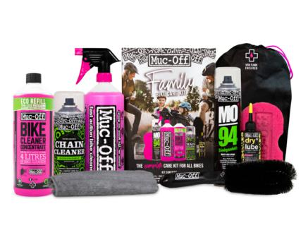 Muc Off Family Cleaning Kit