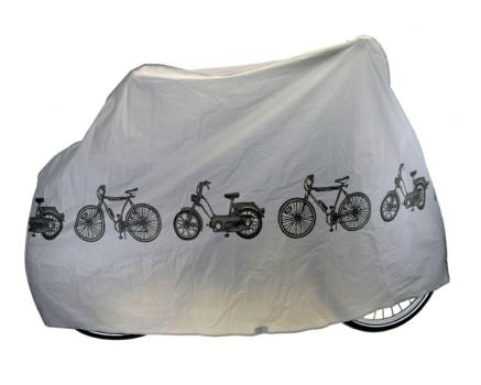 B bicycle cover, size: approx. 200 x 110 cm, (MOQ 40)