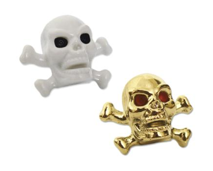 Bouchon de valve Skullz and Bones